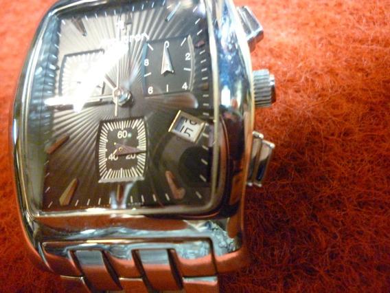 Relógio Masculino Bulova, Cronômetro, Oxford, Swiss Made