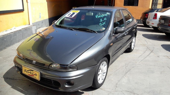 Fiat Brava 1.6 Mpi Sx 16v 99cv No Estado Sem Garantia