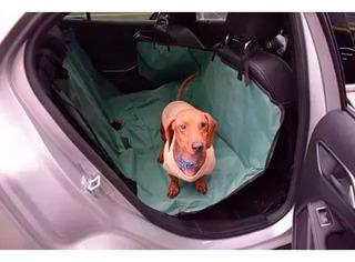 Funda Cubre Asiento Auto Para Perros Mascota Impermeable