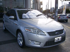 Ford Mondeo 2.3 Titanium At 6 2010 Gris Plata !!! Impecable