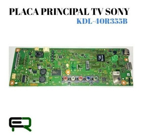 Placa Principal Tv Sony Kdl-40r355b