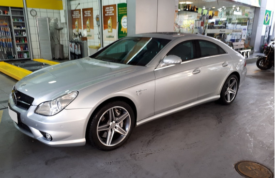 Mercedes Benz Cls63 Amg Novissima
