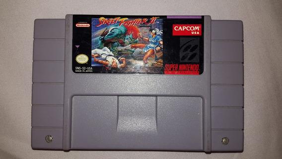 Super Street Fighter 2 Super Nintendo Snes