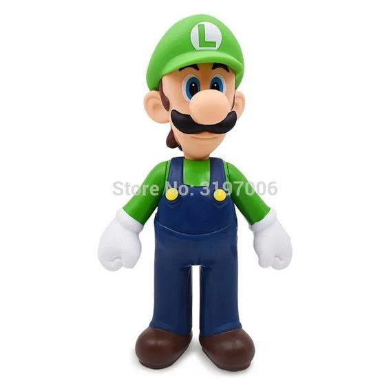 Luigi - Personagem De Super Mário Nintendo