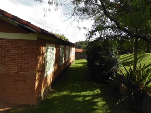 Chácara À Venda, 6 Quartos, Estância Recreativa San Fernando - Valinhos/sp - 6242
