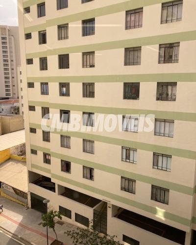 Imagem 1 de 11 de Apartamento À Venda 1 Dormitório No Centro Em Campinas Na Imobiliária Cmb Imóveis. - Ap22144 - Ap22144 - 69485957