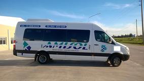Minibus 19 Asientos Sprinter 2014 U-titular De 11 A 18 Hs