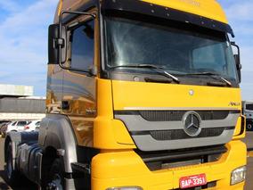 Mercedes-benz 2041 - 2013/13 - 4x2 I Revisado (bap 3351)