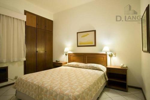 Flat Com 1 Dormitório À Venda, 60 M² Por R$ 490.000,00 - Centro - Campinas/sp - Fl0014