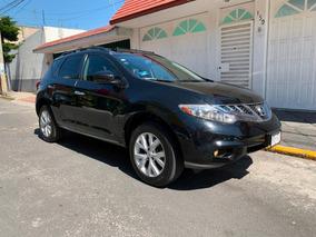 Nissan Murano 2013,exclusive,piel,q/c,factura Original,nueva