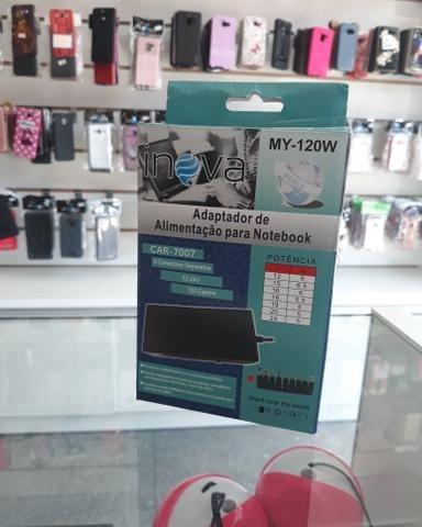 Fonte Carregador Universal Para Notebook Cce Acer Positivo