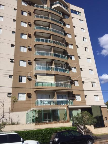 Apartamento Para Venda No Jardim Canada, 100 M Do Ribeirao Shopping, Ed Trianon, 3 Dormitorios Com 1 Suite, Lavabo Em 96 M2 De Area Privativa - Ap01518 - 34300269