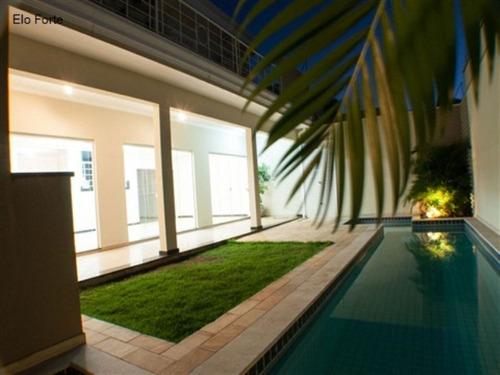 Casa Com 5 Suítes E Piscina No Jardim Esplanada - Ca03694 - 3519467