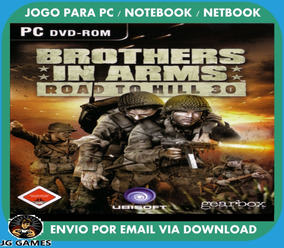 Brothers In Arms Road To Hill 30 Pc Jogo Digital