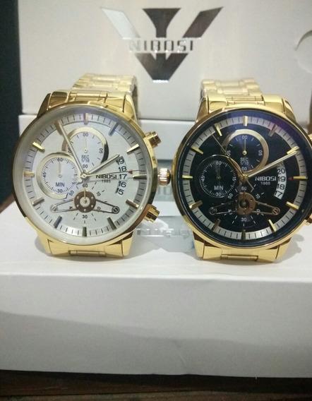 Relógio Nibosi 2309-1 Original