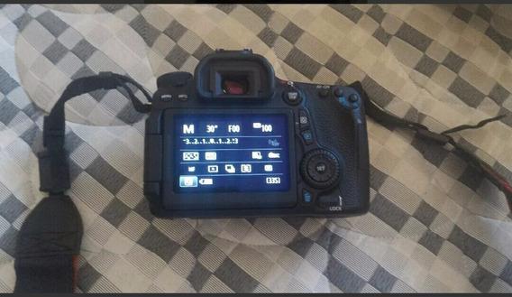 Canon 70 D Apenas Corpo, Acessorios Originais Na Caixa
