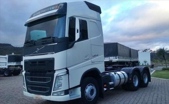 Volvo Fh 540 Globetrotter 6x4 2018