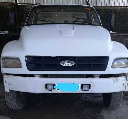 Ford F 14000 Tanque Pipa 10 000 Litros Ano 1996