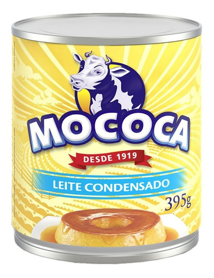 Leche Condensada Mococa 395gr