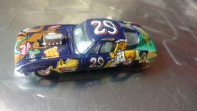 Racing Champion Scooby Doo Corvette 1/64 Hanna Barbera