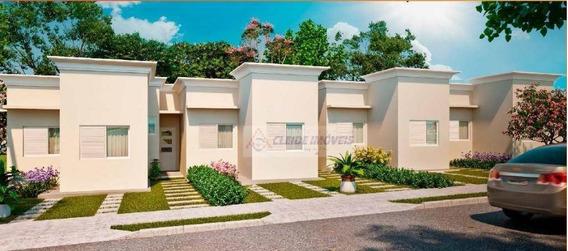 Condomínio Viva Rondonópolis Casa Com 2 Dormitórios À Venda, 52 M² Por R$ 185.000 - Vila Aurora - Rondonópolis/mt - Ca1233