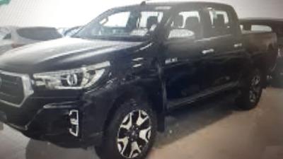 Toyota Hilux Srx 2.8 Diesel 2020 0km