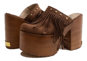 Zapatos Mujer Luna Chiara Plataforma 6153