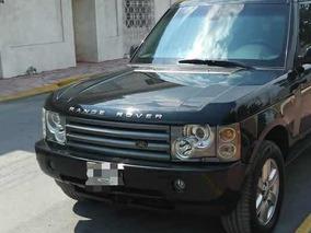 Land Rover Range Rover Blindada Nivel 3