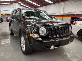 Jeep Patriot 2.4 Limited Qc Cvt 2014 Impecable