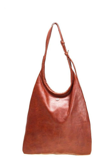 Cartera Catanea Marron Las Pepas