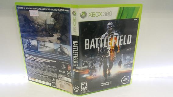 Battlefield 3 Xbox 360 Original Tiro