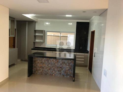 Imagem 1 de 23 de Casa Com 3 Dormitórios À Venda, 230 M² Por R$ 790.000 - Condomínio Cerene - Ribeirão Preto/sp - Ca0351