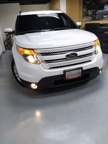 Ford Explorer Xlt 2013 89mil Km Conservada!!
