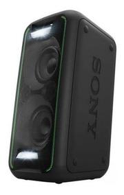 Mini System Sony Gtk-xb5 Bivolt Preto 200w Com Extra Bass,
