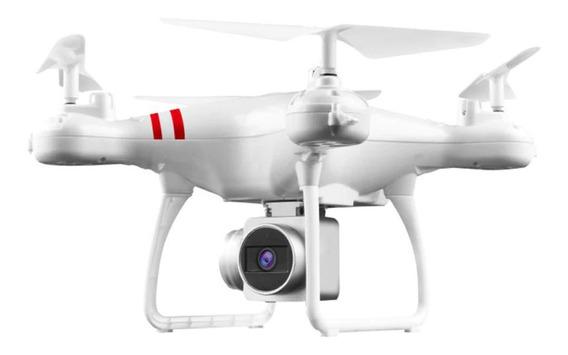 Drone Hjmax Câmera Hd Fpv Wi-fi + Super Luneta Zoom