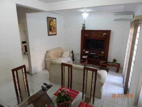 Jd. Marambaia - 3 Dorms. (suíte)  Aceita Apto. Res. Anchieta - 250633c