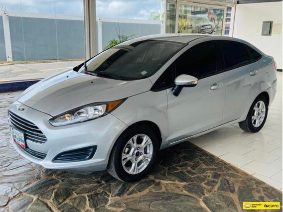 Ford Fiesta Titanium - Sincronica
