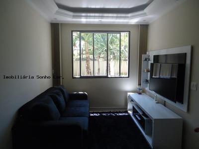 Apartamento Para Venda Em Osasco, Jardim D`abril, 2 Dormitórios, 1 Banheiro, 1 Vaga - 8528