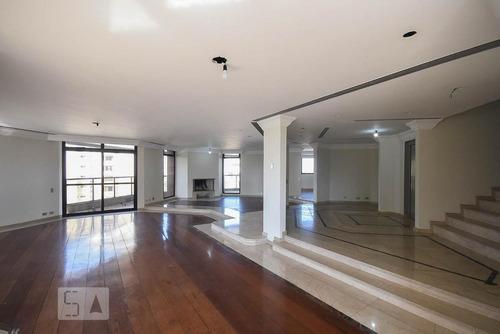 Imagem 1 de 8 de Apartamento Para Aluguel - Portal Do Morumbi, 4 Quartos,  455 - 893169539
