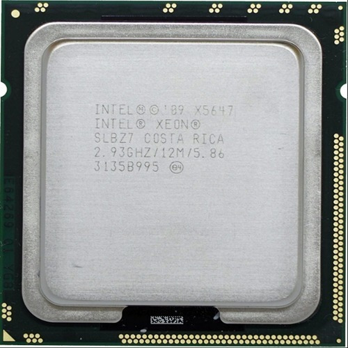 Intel Xeon X5647 4/8 3,2ghz Turbo Boost - Com Garantia