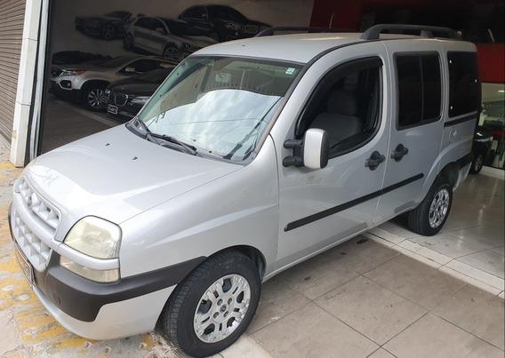 Fiat Doblo 2008 1.8 Elx Flex 5p