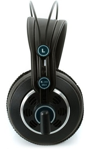 Headphone Akg K240 Mkii Preto (fone De Ouvido)
