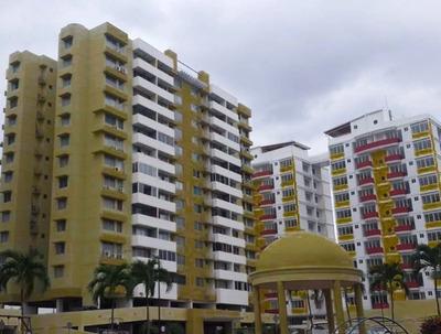 Vendo Apartamento En Rio Abajo 90m2 Tres Recamaras