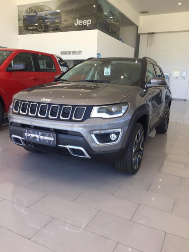 Jeep Compass Limited 4x4 Diesel Vl