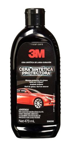Imagen 1 de 5 de 3m Cera Limpiadora 2 En 1 Cleaner Wax Cod 39006 - Rex