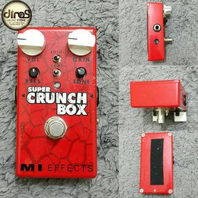 Pedal Mi Audio Super Crunch Box Dino