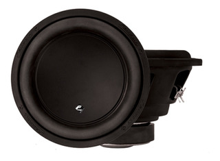 Subwoofer 10 Falcon Xd500 250watts Rms - 4+4 Ohms