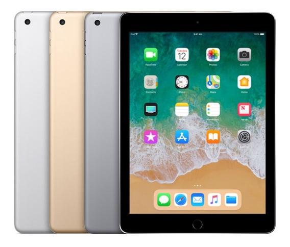 Apple iPad 5 Geração Wifi Celular Model A1823 128gb Lacrado