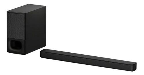 Imagen 1 de 5 de Home Theater Sony HT-S350 negro 220V - 240V