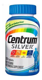 Centrum Silver +50 Hombre